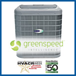 Infinity 20 Heat Pump with Greenspeed Intelligence
