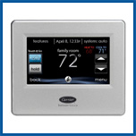 Infinity Remote Access Touch Control Thermostat